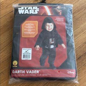 Disney Star Wars Darth Vader child costume…